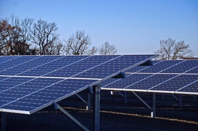 太陽光発電量