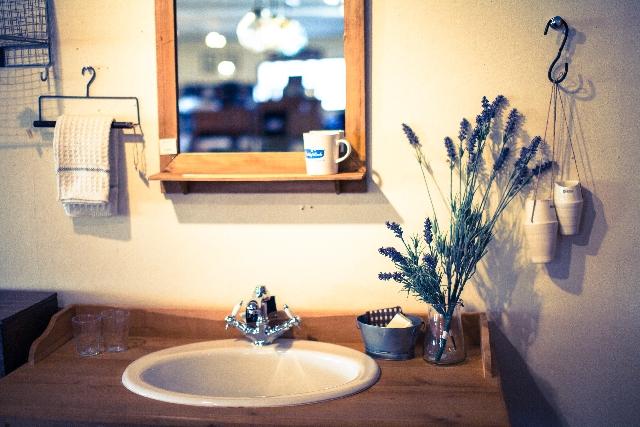 洗面所・洗面台リフォーム5つのポイント