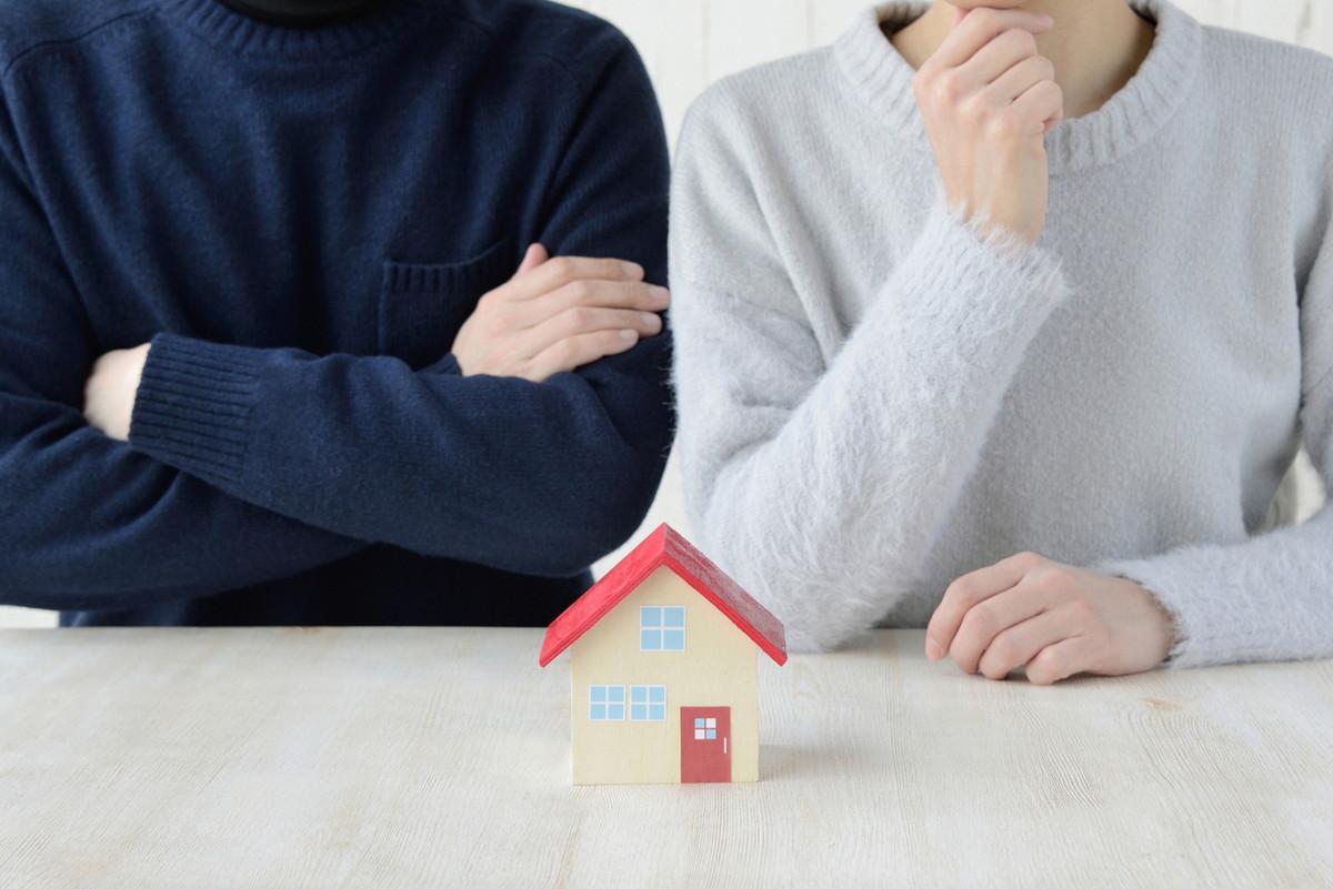 家を売る・貸すチェック共有名義