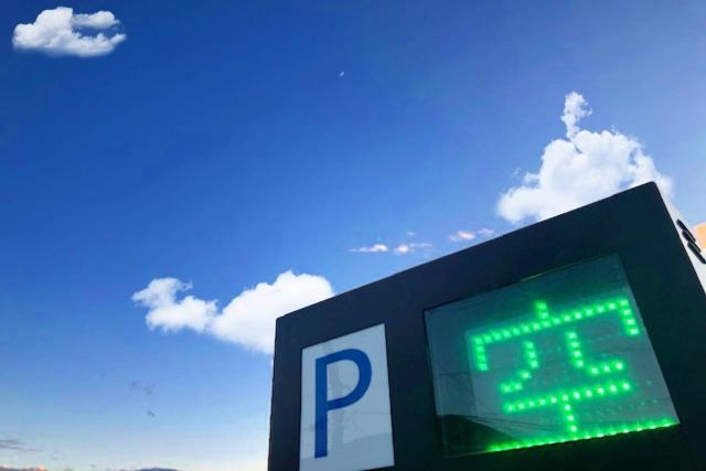 2種類にの駐車場経営