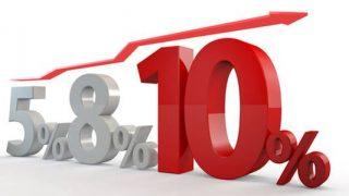 消費税10%への増税による不動産市場の駆け込み需要と反動減