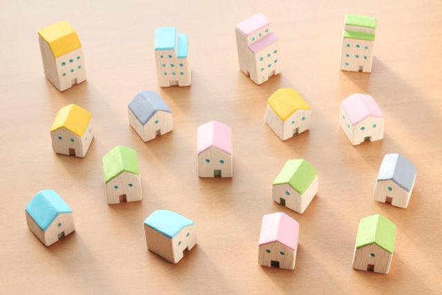 築年数別 家の価格の推移