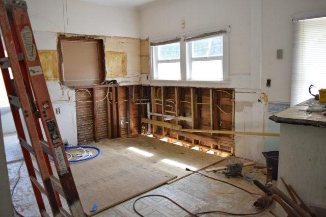 家を解体する費用