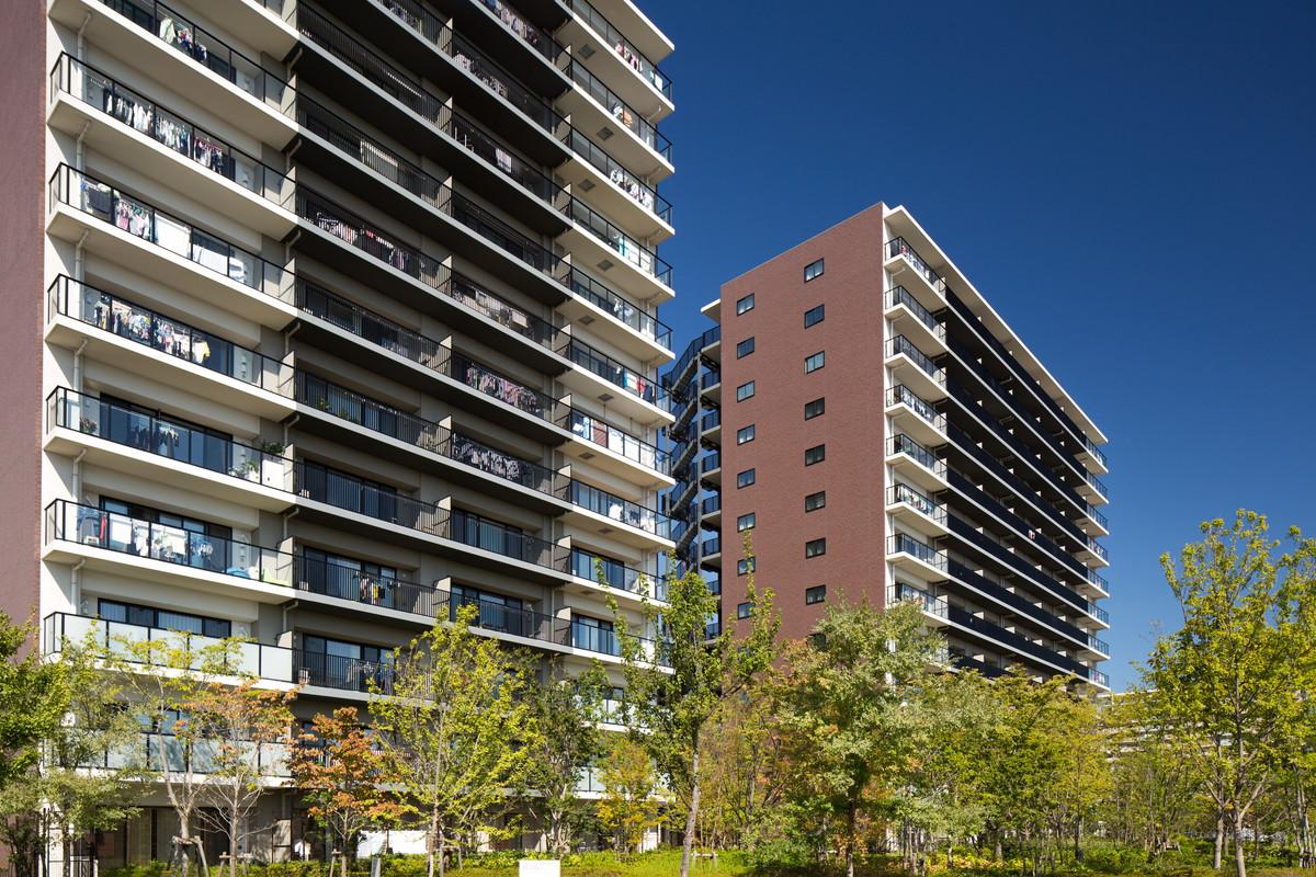 第一種中高層住居専用地域