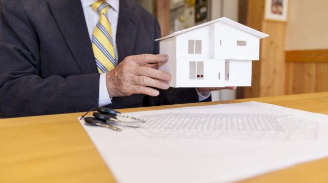 戸建の買取売却を検討する